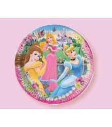 Assiette Princess Girls