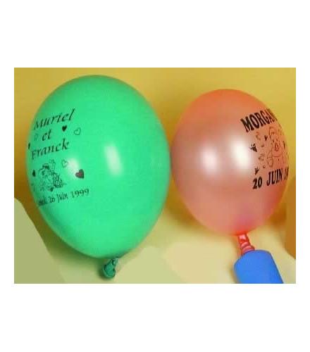 Ballons gonflables originaux personnalisés