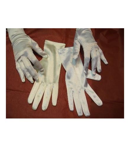 Paire de gants Satin Enfant