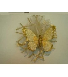 Composition de Tulle Papillon