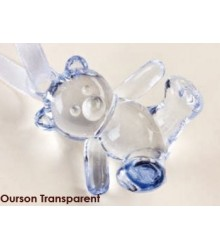 Ourson Transparent