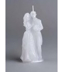 Bougie Couple 17 cm