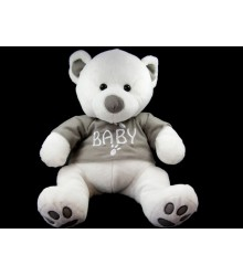 "Peluche Ours ""Baby"" Grand Modèle"