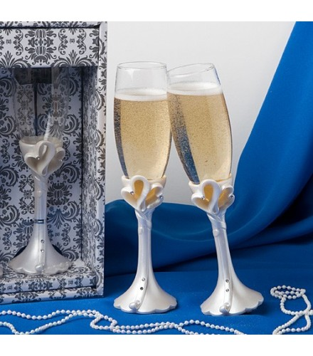 Coffret Flûtes Champagne