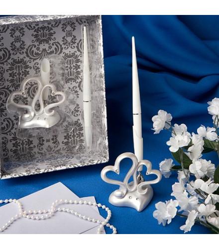 stylo mariage pas cher drag e d 39 amour. Black Bedroom Furniture Sets. Home Design Ideas