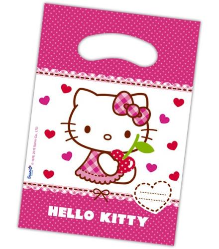 Sachet Cadeaux Hello Kitty