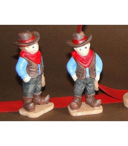 Décoration Western : Bébé Cowboy