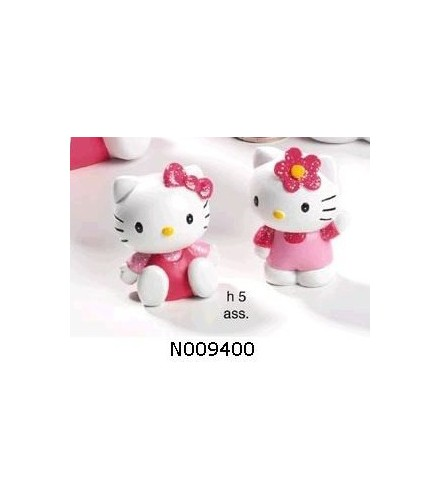 Sujet Baptême Hello Kitty
