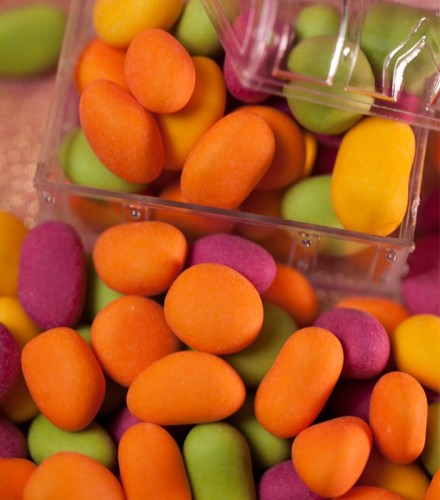 Dragées fruits Reynaud multicolore – 500g