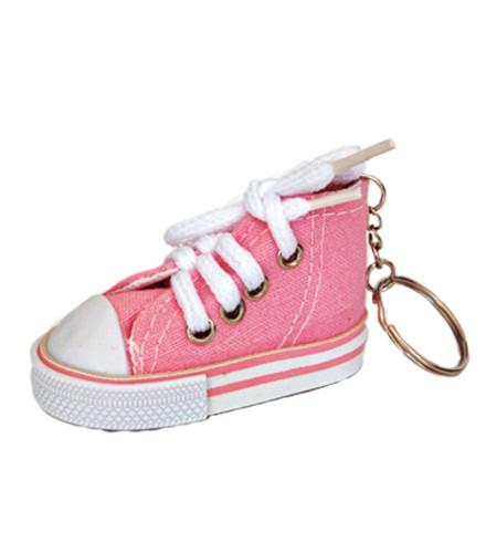 5 porte-clés baptême fille originaux chaussure rose