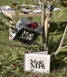 Tirelire mariage Mr & Mrs