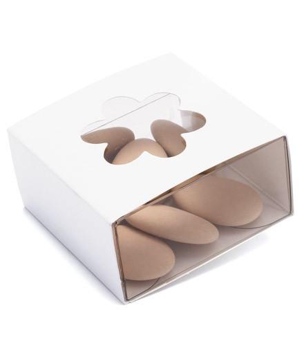 Boîtes à dragées pas chères fleur