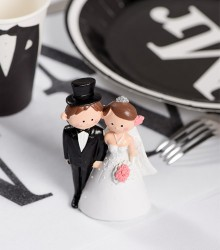 Figurine mr & mrs discount