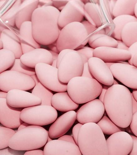 Dragées amande Reynaud Séville Planéta rose – 1 kilo