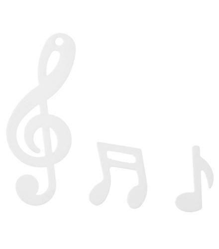 Confettis de table discount musique