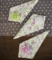 Serviettes de table originales liberty