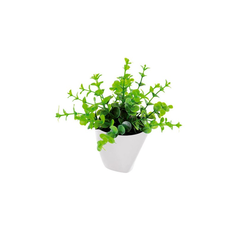 mini plante artificielle aromatique d co drag e d 39 amour