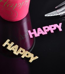 "Confettis de Table ""Happy"""