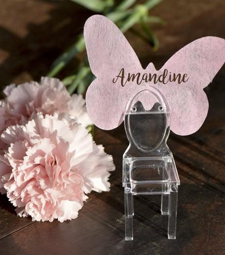 Papillon Déco pour Chemin de Table