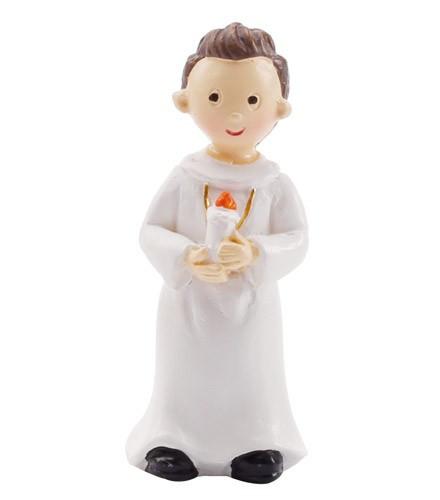 Figurine communion garçon 5 cm