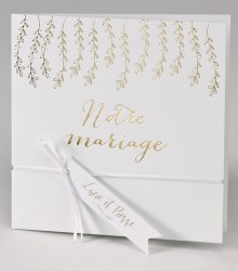 Faire Part Mariage Champetre Invitation Mariage Nature Dragee D Amour