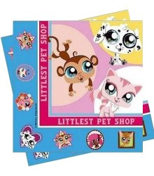 Serviette Littlest Pet Shop
