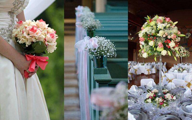 comment ne pas exploser son budget fleurs pour son mariage. Black Bedroom Furniture Sets. Home Design Ideas