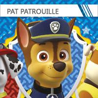 Déco anniversaire Pat patrouille