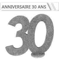 Décoration Anniversaire 30 ans