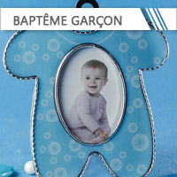 Dragées Baptême Garçon