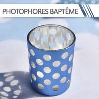 Photophores Baptême