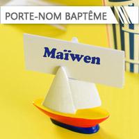 Porte-Nom Baptême