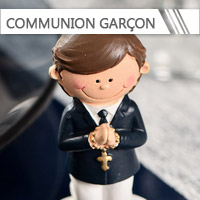 Dragées Communion Garçon