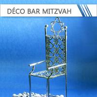 Décoration Bar Mitzvah