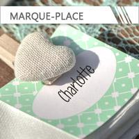 Marque-Place Communion