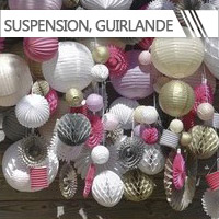Suspensions & guirlandes