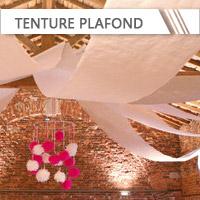 Tenture Plafond