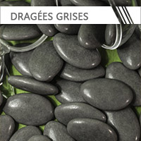 dragees gris
