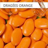 dragees orange