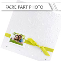 Faire Part Mariage Photo