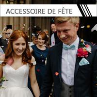 Accessoires Fête Mariage