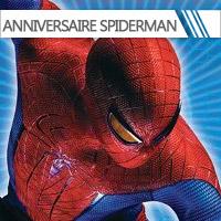 Anniversaire Spiderman
