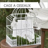 Cages à Oiseau Déco Mariage