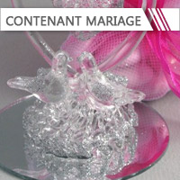 Contenant mariage