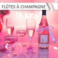 Flûtes & Coupes à Champagne plastique