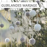 Guirlandes Mariage