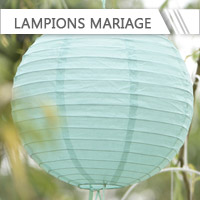 Lanternes & Lampions Mariage