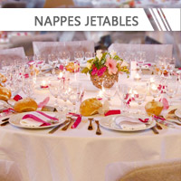 Nappes jetables
