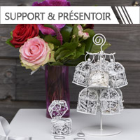 support & présentoir