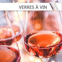 Verres à vin jetables